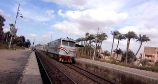 قطار-مصر