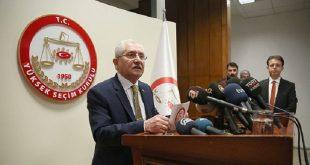 اللجنة العليا للانتحابات-تركيا