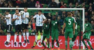نيجيريا-الأرجنتين