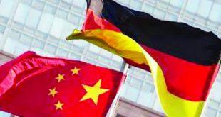 ألمانيا-الصين