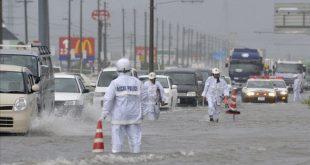 أمطار-اليابان