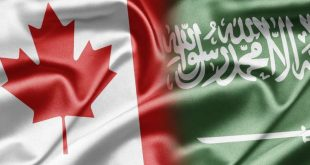 السعودية-كندا