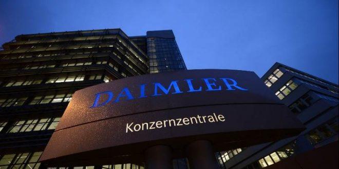 ديملر-شركة أمريكية