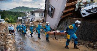 زلزال هوكايدو-اليابان